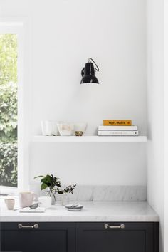 Kitchen detail from my Armadale project 📷 Kitchen Board, Kitchen Ideas, Timeless Design, Floating Nightstand, Old And New, Building A House, Home And Family, New Homes, Home And Garden