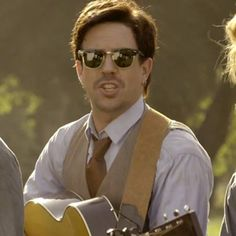 Mumford and Sons Hopeless Wanderer Video. This is very very funny.