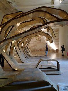 Egypt pavillion at Venice biennale 2010