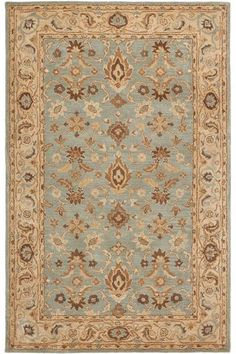 Anais Area Rug - Wool Rugs - Traditional Rugs - Border Rugs - Hand-tufted Rugs   HomeDecorators.com