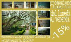 #offerta  #lastminute  #vacanze #cilento #campania #salerno #residence #casavacanze #lacapanninacilento  #smarcodicastellabate