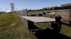 Disso Voce Sabia?: O 'muro de Brasília' causa apreensão e pode ir parar no STF