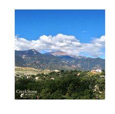 Pikes Peak Colorado Springs new home builder CreekStone Homes http://CreekStone-Homes.com