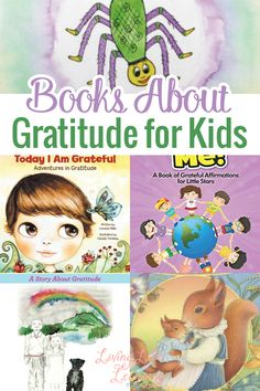 These are great books about gratitude for kids to read together as a family and discuss the meaning and scenarios. The perfect books to teach gratitude to your kids and read around the Thanksgiving or Christmas holidays. Best Toddler Books, Best Children Books, Childrens Books, Gratitude Book, Emotional Books, Thanksgiving Activities For Kids, Thanksgiving Books, Tot School, Parenting Teens