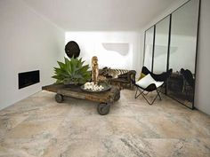 Travertine Effect Tiles - The Tides Collection