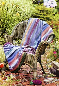 Knit-and-Crochet Garden from KnitPicks.com Knitting by Arne & Carlos On Sale