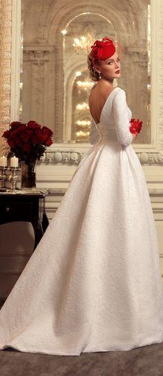 Tatiana Kaplun wedding dress