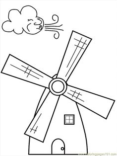 Coloring Pages Weather 11 (Natural World > Seasons) - free