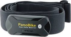Topeak PanoBike Bluetooth Smart Heart Rate Monitor heart rate monitor accessories black *** Continue to the product at the image link. (This is an affiliate link) Best Resistance Bands, Running Wear, Heart Rate Monitor, Technology Gadgets, Fitness Tracker, Bluetooth, Illustration, Stuff To Buy, Accessories