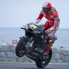 Andrea Iannone. Ducati GP16. Pre-season MotoGP 2016 test. Philip Island day 1.