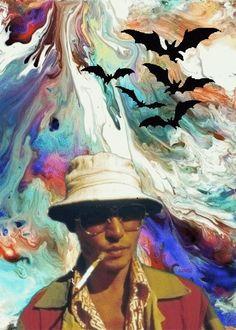 Fear and Loathing in Las Vegas ~ Johnny Depp