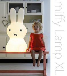 ミッフィー LEDフロアランプ XLサイズ
