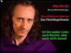 Bruno Würtenberger ~ Das Flüchtlingstheater