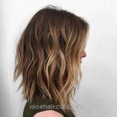 Cute cut! Ombre, Wavy Lob Hair Cuts – Shoulder Length Hairstyles for Women… Cute cut! Ombre, Wavy Lob Hair Cuts – Shoulder Length Hairstyles for Women http://www.nicehaircuts.info/2017/05/20/cute-cut-ombre-wavy-lob-hair-cuts-shoulder-length-hairstyles-for-women/