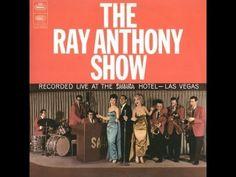THE RAY ANTHONY SHOW JAZZ MUSIC MEDLEY LIVE SAHARA LAS VEGAS 1960