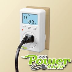 ELECTRICITY CONSUMPTION MONITOR from Taylor Gifts