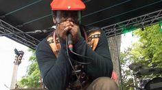 TERRY HARMONICA BEAN in The # 19 Cognac Blues Passions Festival 2012