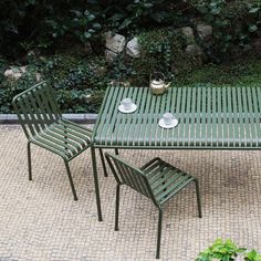 Palissade Outdoor Furniture by Hay Denmark // Available themodernshop.ca