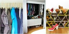 9 Clever Ways to Conquer Your Cramped Closet  - CountryLiving.com