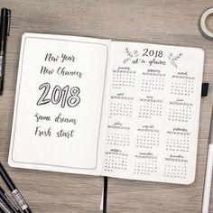 IT'S FINALLY UP! My 2018 Bullet Journal Setup! ✨ Who's watched it already?? link in my bio! - • Notebook: @scribblesthatmatter • Brush pen: @tombowusa fudenosuke hard tip • Fineliner: @sakuraofamerica pigma micron PN