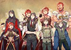 Waver Velvet, Iskandar, Gray y Reines Fate Zero, Haikyuu, Character Art, Character Design, Alexandre Le Grand, Fate Characters, Fate Stay Night Anime, Nasu, Fate Servants