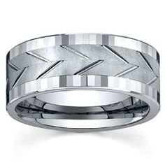 @Overstock.com - Mens Tungsten Polished/ Brushed Spinner Band (9 mm) - This embossed ring band for men has a unique look that is sure to please. The spinner band is crafted from tungsten, so you can be sure it will continue to look great.  http://www.overstock.com/Jewelry-Watches/Mens-Tungsten-Polished-Brushed-Spinner-Band-9-mm/4353277/product.html?CID=214117 $53.99
