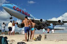 St. Maartens airport