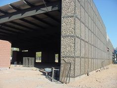 Gabion usage commercial