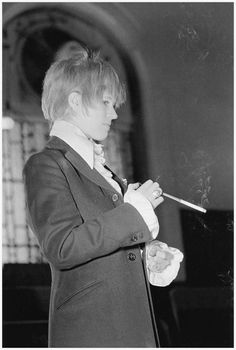 Marianne Faithfull by Anthony STERN (for the 'We Love You' promo clip) 1967