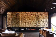 Wolveridge's award-winning Hill Plains house in Metcalfe is a timber showcase.