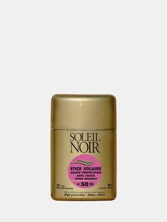 SOLEIL NOIR , Solaire Zones Sensible 50 Sun Stick  #shopigo#shopigono17#beauty#fashion#luxury#stylist#accessories#health#beautyproducts