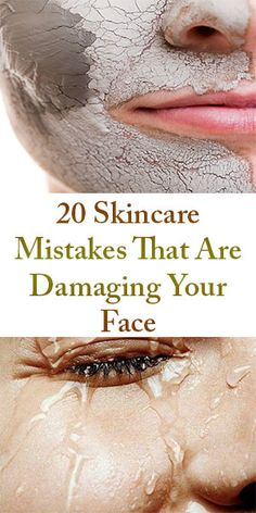Most of us have a skincare routine that we stick to out of habit — it's all about a repetition of steps you have to do day in and day out. But what if you are you repeating the wrong steps? Here are 20 of the top skincare habits we're all guilty of. Face Care Tips, Face Skin Care, Skin Care Tips, Face Face, Skin Care Routine For Teens, Old Makeup, Top Skin Care Products, Korean Skincare Routine, Skincare Blog