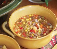 This squirrel recipe from Stacy Harris for Brunswick stew makes for a delicious meal no matter the time of year.
