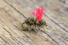 The Hi-Vis Griffith's Gnat variation excels in high glare situations or in foam lines where it can be difficult to find your fly. Fishing Knots, Fishing Bait, Saltwater Fishing, Fishing Tips, Fishing Lures, Fishing Stuff, Fly Tying Patterns, Freshwater Fish, Trout