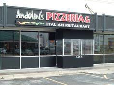 Andolini's Pizzeria & Italian Restaurant  12140 E 96th St N # 106, Owasso, OK 74055-5363   (918) 272-9328