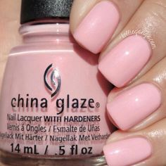 +10 Top Nude Nails – gel nails design 2018