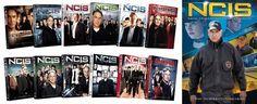NCIS Seasons 1-13 (DVD)
