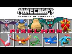 Pixelmon Mod for Minecraft is a pretty special mod and designed specifically for players who love both Pokemon GO in particular and Pokemon series and movies in general. Pixelmon Minecraft, Minecraft Survival, Minecraft Construction, Minecraft Funny Moments, Funny Minecraft Videos, Pokemon Games, Pokemon Go, Minecraft Challenges, Best Mods