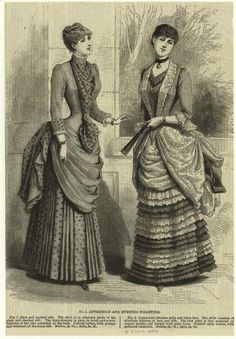 26 Best 19th Century images | Vintage outfits, Victorian ...