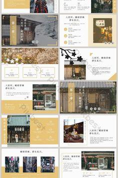 japanese magazine wind travel ppt template Powerpoint Design Templates, Ppt Design, Creative Powerpoint, Layout Design, Architecture Student Portfolio, Magazin Design, Presentation Layout, Graphic Design Posters, Portfolio Design