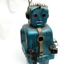 this robot seems very kind