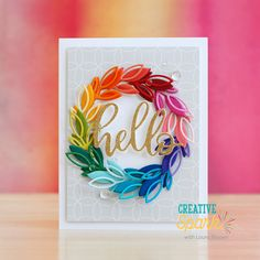 Spark Your Creativity with the Latest Video from MFT Friend Laura Bassen - Spark Your Creativity with the Latest Video from MFT Friend Laura Bass – MFT Stamps - Celebration Background, Rainbow Card, Mft Stamps, Happy Birthday Images, Card Sketches, Scrapbook Sketches, Pretty Cards, Paper Cards, Latest Video