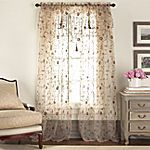 Almost the curtain I am looking for for the dining room. $11.99 on sale at jcpenny.com