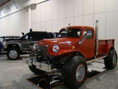 1940 ish Dodge power wagon