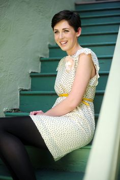 Katie Armour of Matchbook Magazine