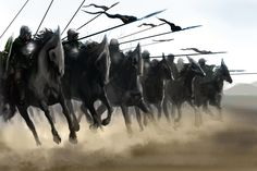 Charge of the Utarians by RobbieMcSweeney.deviantart.com on @DeviantArt