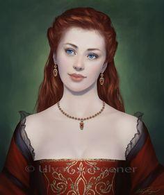 Princess Helenandra by *adelenta