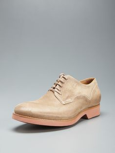 n.d.c. made by hand  Suede Lump Stanford Xl Oxfords