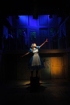 ★★★ - Alice In Wonderland at the Watermill review – 'singularly distinctive'