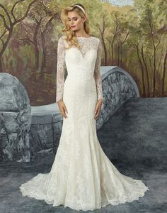 Justin Alexander style 8918. Available @ Low's Bridal.